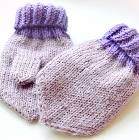Красивые варежки для девочки спицами: защищаем ручки зимой varezhki spicami dlya devochki 27