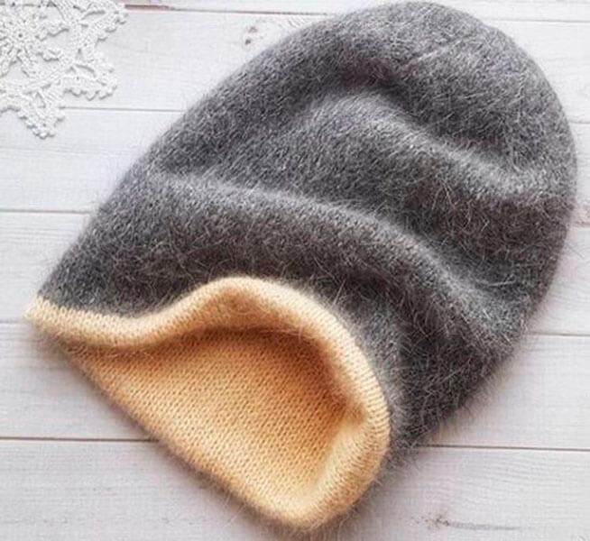 Красивые шапки для девочки: вяжем спицами на зиму shapka spicami dlya devochki 22