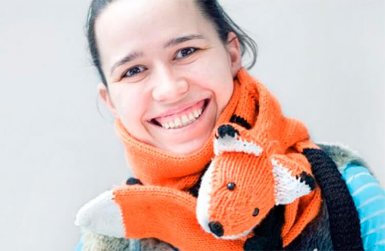 Красивый детский шарф спицами: защищаем горло ребенка в холода sharf detskij spicami 20
