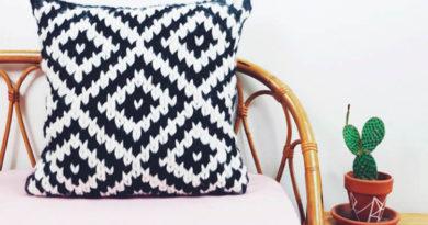 Красивые узоры спицами в технике Жаккард: схемы вязания